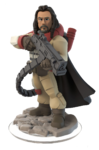 Baze malbus Disney Infinity Cancelled Figure