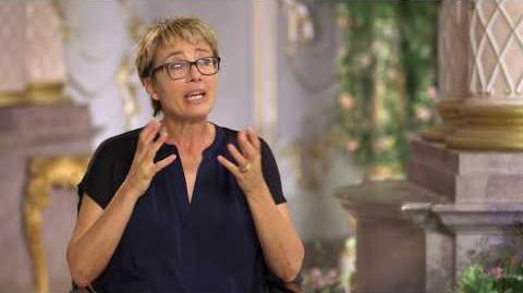 Beauty and the Beast Emma Thompson Official Movie Interview