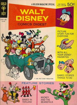 Walt-Disney-Comics-Digest