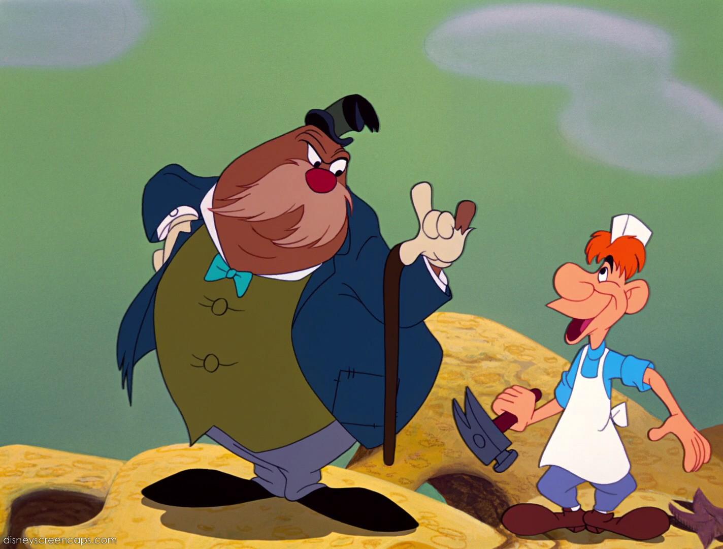 the walrus and the carpenter disney wiki fandom