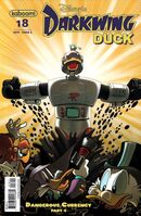 Darkwing Duck Issue 18A
