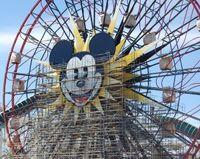 Mickeywheel