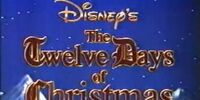 Disney Sing Along Songs: The Twelve Days of Christmas