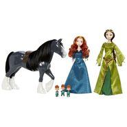 Disney•Pixar Brave Merida's Family Gift Set