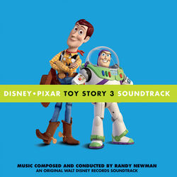 ToyStory3 soundtrack CD