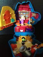 Bluebird toys uk polly pocket muppet treasure island pirate gonzo head toy set 3