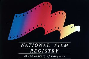 Image result for National Film Registry logo