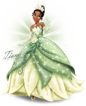 Tiana extreme princess photo