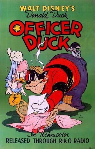 File:Donald-Duck-Officer-Duck-Poster-donald-duck-6604682-400-624.jpg