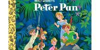 Peter Pan (Little Golden Book)
