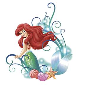 Image  Redesign Mermaid 03png Disney Wiki Fandom