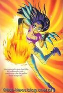 Taranee New Power form guardians