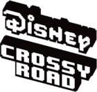 Disney Crossy Road Logo
