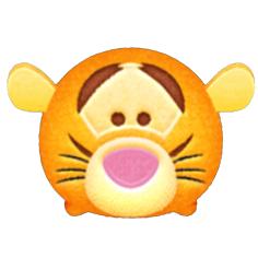 Image Tigger Tsum Tsum Game Png Disney Wiki Fandom