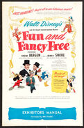 Fun and fancy free exhibitors manual