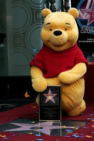 File:Pooh on the walk of fame.jpg