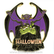 Wdw halloween villains chernabog
