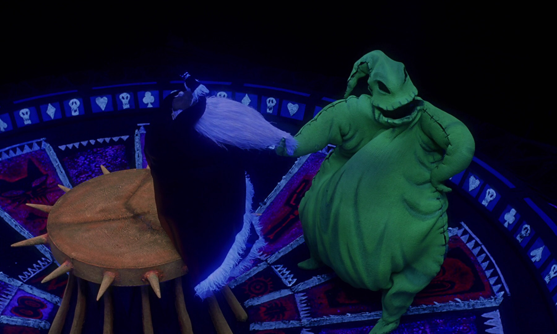 Oogie Boogie S Song Disney Wiki Fandom Powered By Wikia