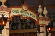 San Angel Inn Sign