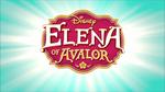 Elena of Avalor Title