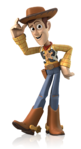 Woody Disney INFINITY Render
