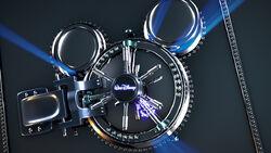 Disney Vault door sign
