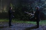 Once Upon a Time - 5x11 - Swan Song - Released Image - Hook and Gold