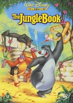 The Jungle Book 2000 UK DVD