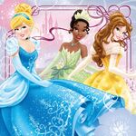 Disney Princess Promational Art 3