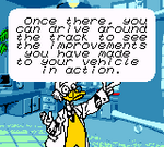Ludwing Mickey's Racing Adventures Dialogue 5