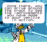Ludwing Mickey's Racing Adventures Dialogue 5