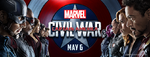 Captain America Civil War - May 6