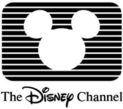 Disney Channel Logo 1983