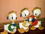 Huey Dewey Louie-Mr. Duck Steps Out