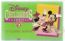 Disney children's favorites volume 2