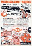 Feedsack ad merit mills egg mash oct 1951 pg 55 unknown magazine blog