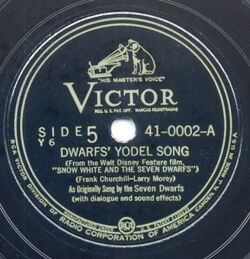 Dwarf's Yodel Song