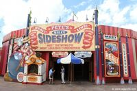 Pete's Silly Sideshow3