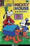 Mickey mouse comic 167