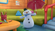 Chilly umbrella