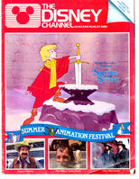 TheDisneyChannelMagazineAugust1985