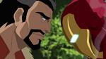 Kraven & Iron Man USMWW 1