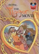 The tigger movie disney wonderful world of reading