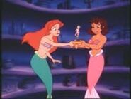 Ariel and Gabriella