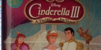 Cinderella III: A Twist in Time (Disney's Wonderful World of Reading)