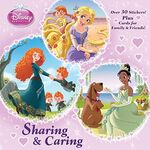 Disney Princess Sharing and Caring Book