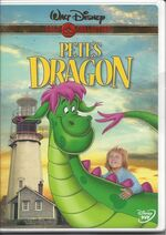 PetesDragon GoldCollection DVD