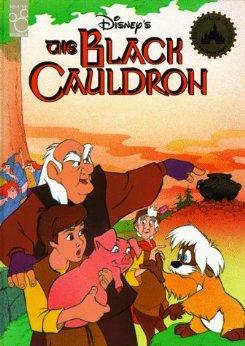 The Black Cauldron Classic Storybook Disney Wiki