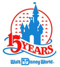 Wdw 15th logo