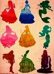 Disney-Princess-shadows-with-Rapunzel-disney-princess-18052592-400-550